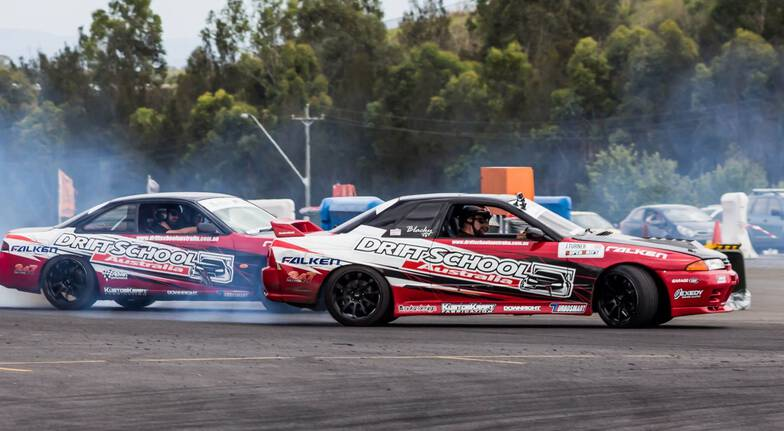 Drift School Intermediate Class - Sydney