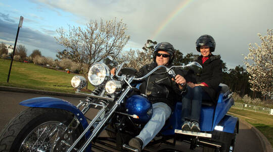 Hunter Valley Trike Tour - For 2