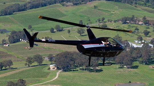 Ultimate Adrenaline Doors-Off Helicopter Flight - For 2