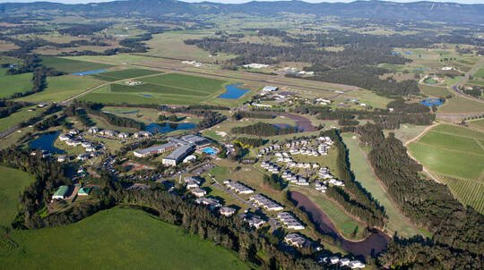 Hunter Valley Scenic Flight and Gourmet Breakfast - For 2