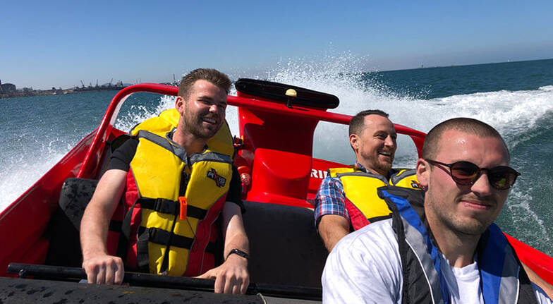 Geelong Jet Boat Ride - 30 Minutes