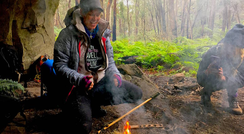 Blue Mountains Outdoor Survival Course