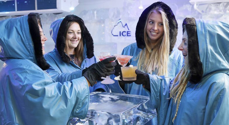 IceBar Entry and Cocktail - Adult