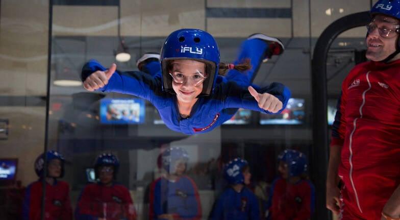 Indoor Skydiving Intro - 2 Flights
