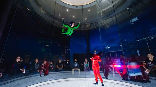 Indoor Skydiving Intro - 2 Flights