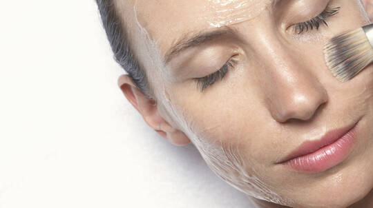 Face Peel, Collagen Mask, Massage and Take Home Gift