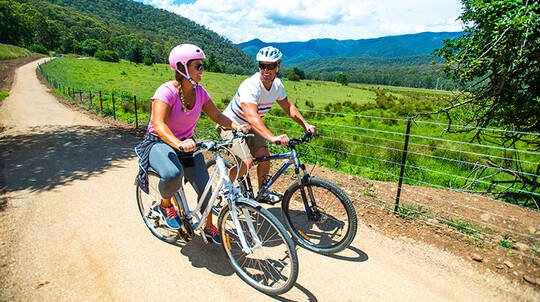 Cycle the Victorian High Country Adventure - 4 Days