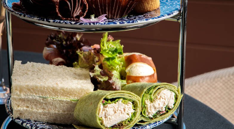 High Tea with Champagne - Weekend - For 2
