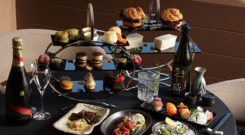 Luxury High Tea at InterContinental Adelaide - For 2