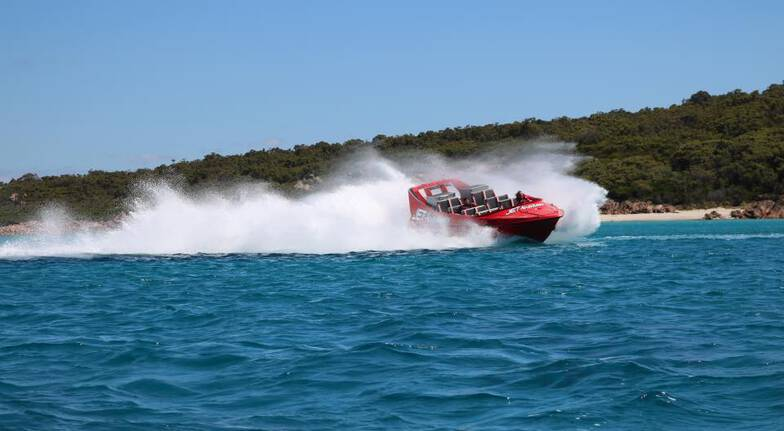 Thrilling Jet Boat Ride - 30 Minutes