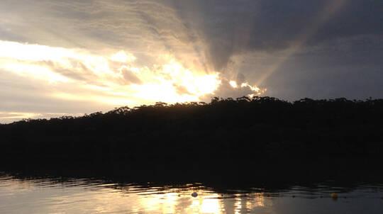 Sunset Eco Cruise - BYO Picnic - 2 Hours