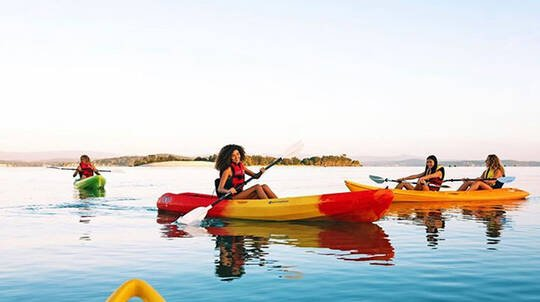 Lake Macquarie Single Kayak Hire - 2 Hours