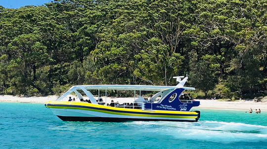 Jervis Bay Passage Cruise - 2 Hours