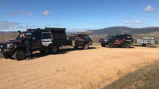 5 Day 4WD Adventure with Meals and Camping Accomodation