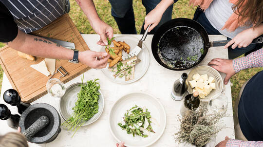 Jacob's Creek Cooking Class and Lunch - For 2