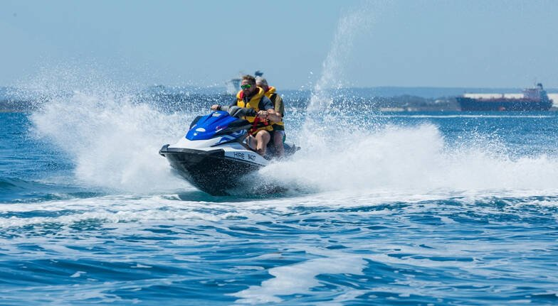 Discover Native Wildlife Jet Ski Tour - For 2 - 60 Minutes