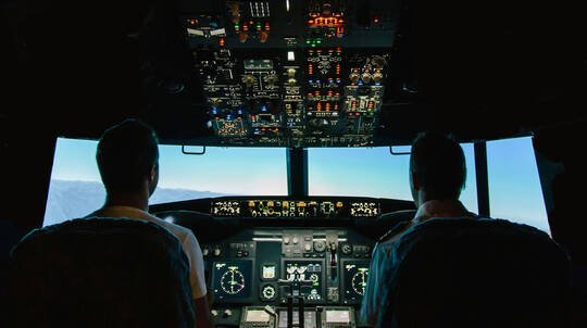 Jet Flight Simulator Perth - 60 Minutes - BONUS 45 Minutes