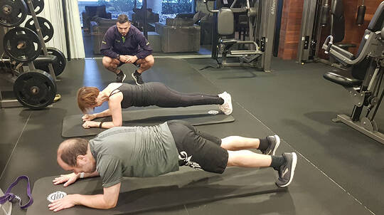60 Minute Mobile Personal Training Session - For 2