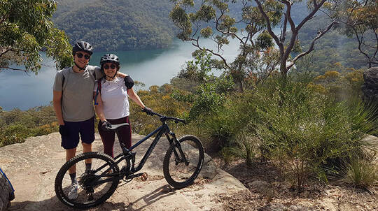 Manly Dam Guided Mountain Bike Tour - 3 Hours