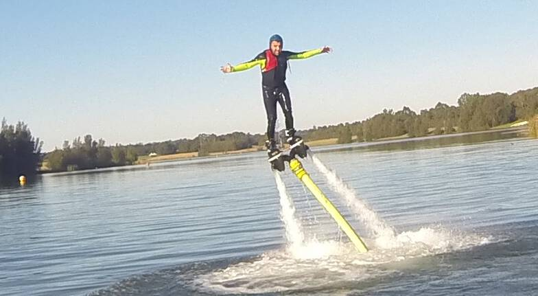 Jetpack and Flyboard Combo Experience - Perth