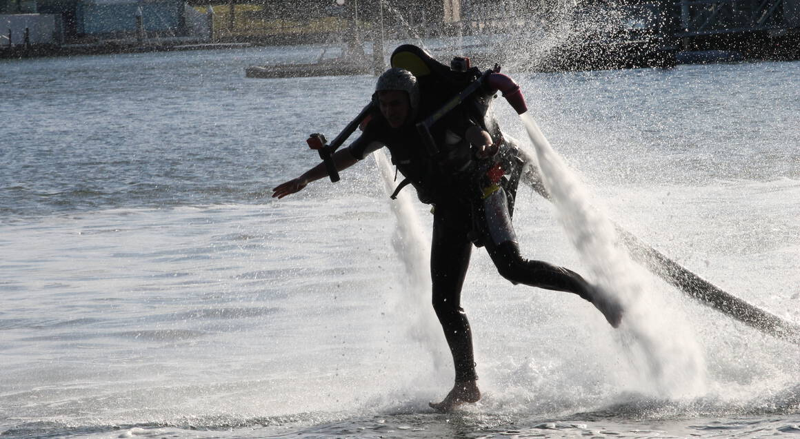 Jetpack or Flyboard Experience - Introductory -Central Coast