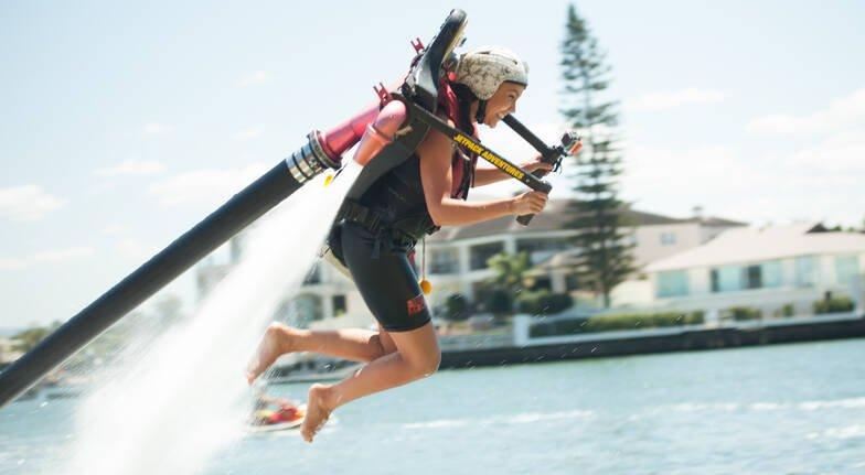 Jetpack or Flyboard Experience - Intro - Sunshine Coast
