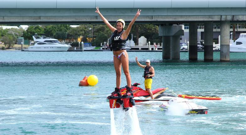 Jetpack and/or Flyboard Experience - Perth
