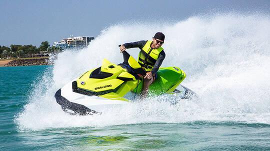 Darwin Harbour Jet Ski Tour - 60 Minutes
