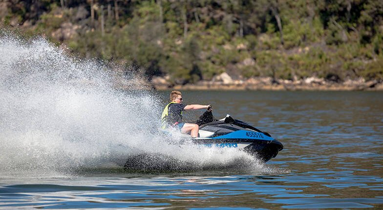 Jet Ski Tour on the Hawkesbury River   25 Hours