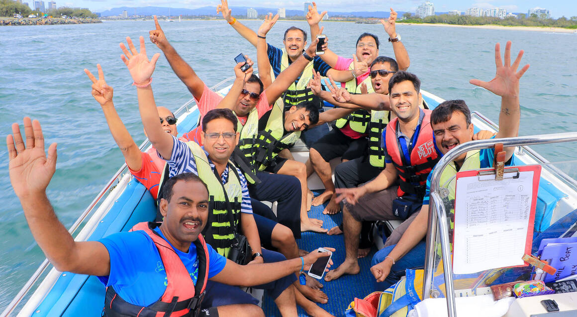 Parasail over the Gold Coast & Stand Up Paddle Board - For 2