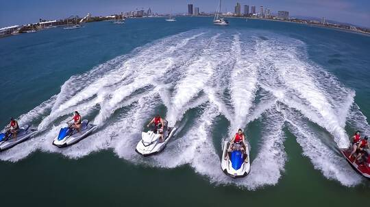 Jet Ski and Flyboard Experience - For 2