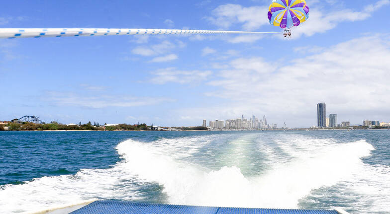 Jet Ski, Parasail, Watersports Adventure - For 2