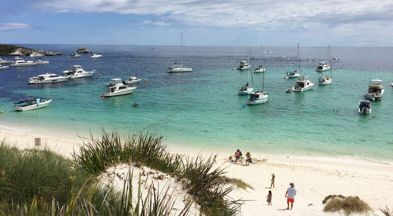 Rottnest Island Luxury Sailing Cruise