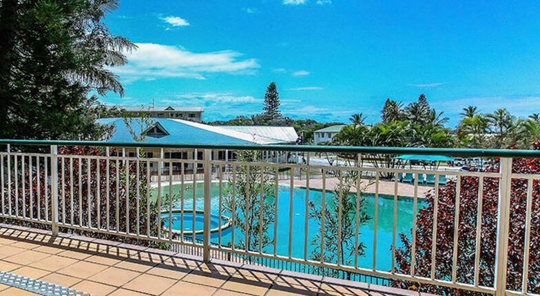 2 Night Fraser Island Family Stay at Eurong Beach Resort