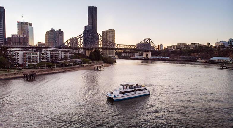 Brisbane Twilight Cruise with Powerhouse Visit  2 Hours