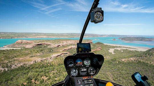 Broome Private Heli Fishing Tour - 5 Hours - For 2