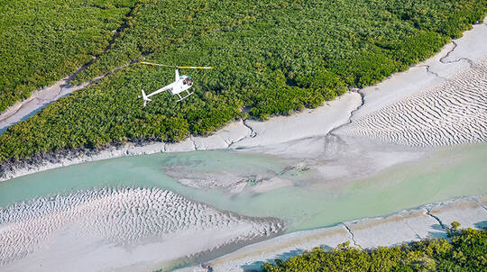 Broome Coast Scenic Flight with Pearl Farm Tour - For 2