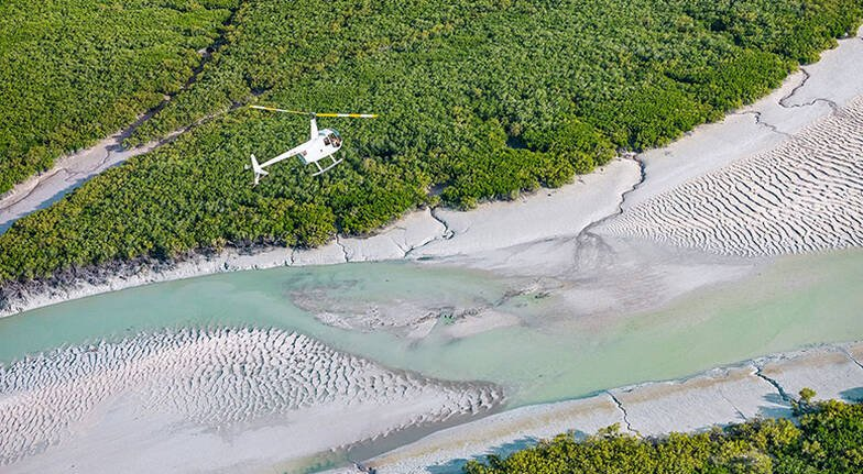 Broome Scenic Helicopter Flight  30 Minutes  For 2