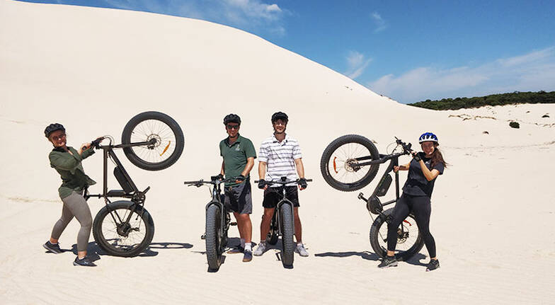 Kangaroo Island Guided Electric Bike Tour - 2 Hours