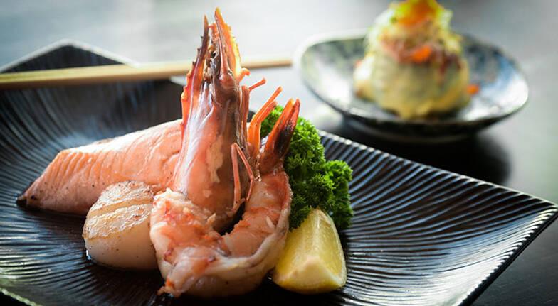 10 Course Japanese Teppanyaki Wagyu Degustation
