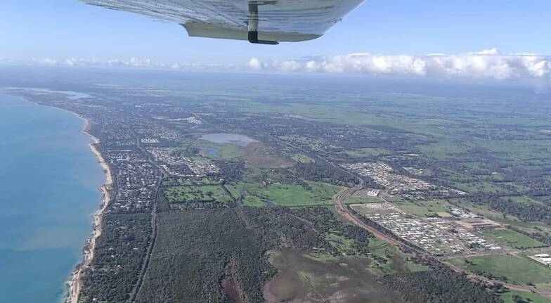 Scenic Flight from Perth to Leeuwin Estate Winery - For 2
