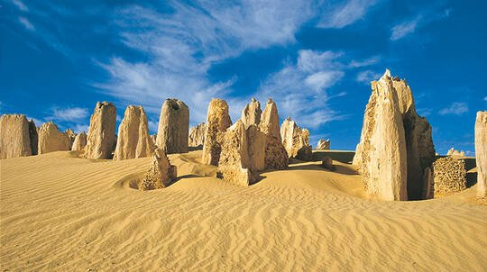 Perth to Pinnacles Desert Scenic Flight Tour - For 2