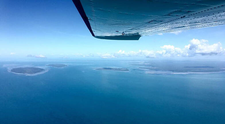Darwin City and Harbour Scenic Flight  30 Minutes