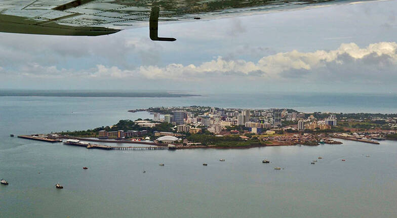 Scenic Flight from Darwin to Crab Claw Island - For 2