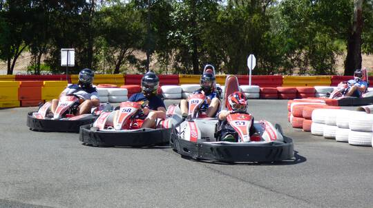 Go Karting - Driving Experiences - RedBalloon