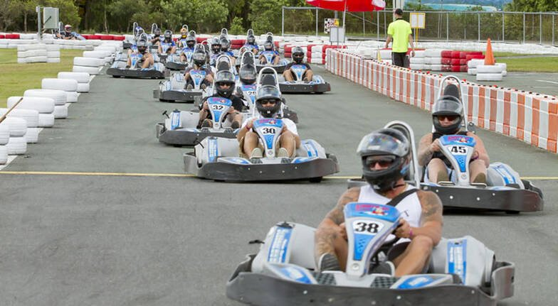 Go Kart Racing Experience - 2 Sessions
