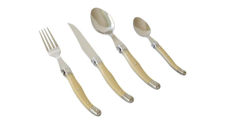Laguiole by Louis Thiers - 24 Piece Cutlery Set