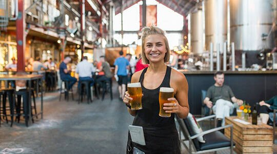Brewery Tour and Beer Tasting - Fremantle - 60 Minutes