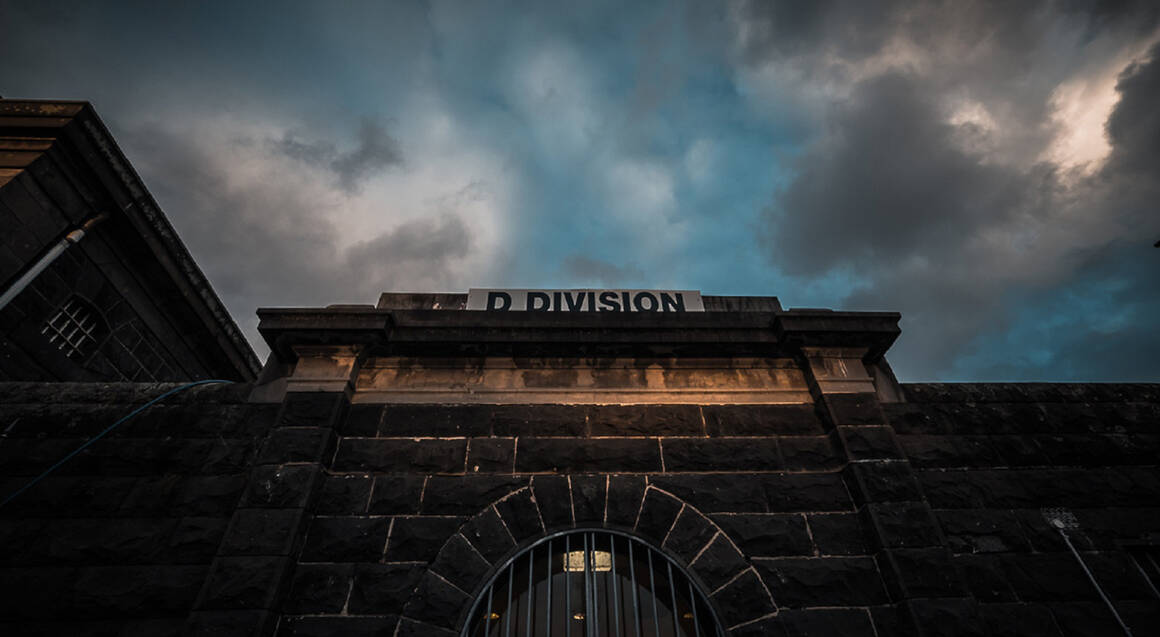 Pentridge Prison Ghost Tour with Dinner - 2 Hours