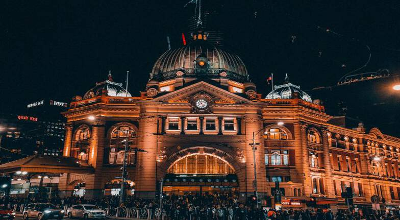 Self Guided Haunted Walking Tour of Melbourne